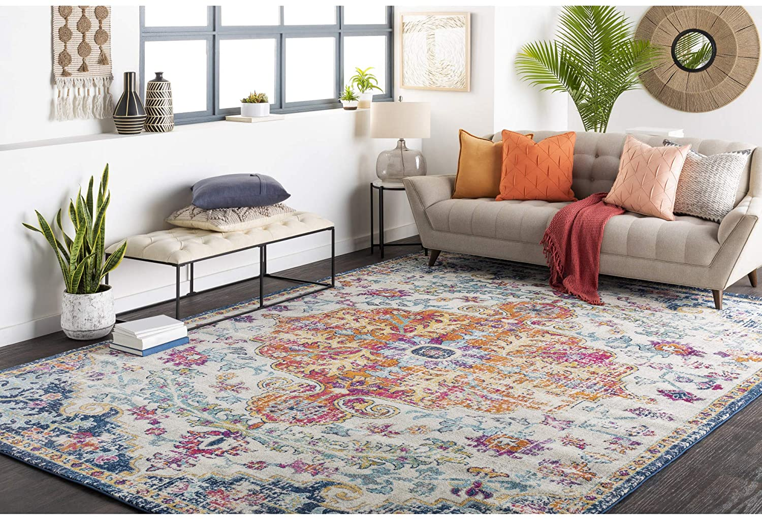 Artistic Weavers Odelia Updated Ranking TOP1 Traditional 5 Rug 3 x feet safety
