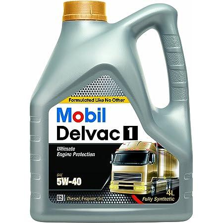 Mobil 149757 Motoröl 1 Delvac Xhp Extra 4 Liter Auto