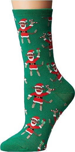 Socksmith - Santa Monkey