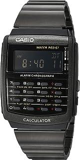 カシオ 腕時計 データバンク カリキュレーター 計算機 電卓 CA-506B-1A メンズ 子供 [並行輸入品]
