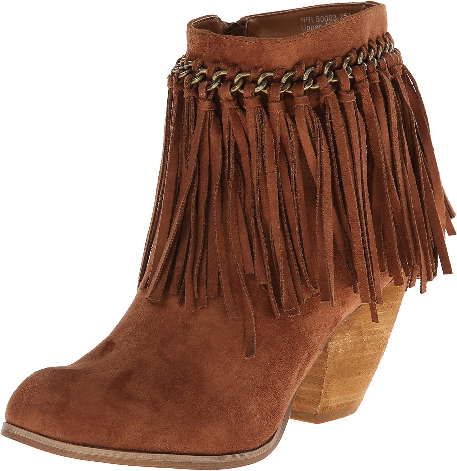 Not Rated Women's Mohegan Fringe Boots