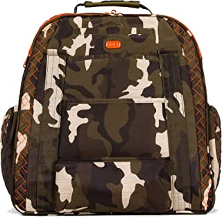 Lug Sprout Overnight Bag, Brushed Camo Olive Duffel Bag