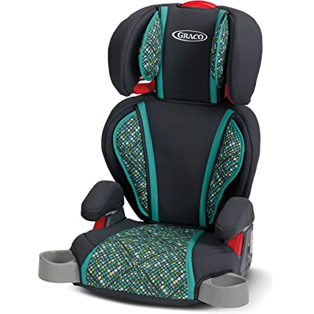 Graco TurboBooster Highback Booster Seat, Mosaic