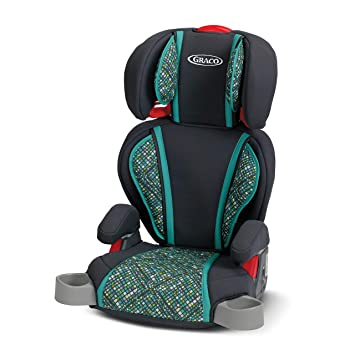 Graco TurboBooster Highback Booster Seat, Mosaic: image