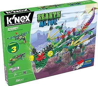 K'NEX Beasts Alive - Stompz Building Set