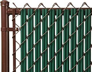 Best green slats for chain link fence Reviews
