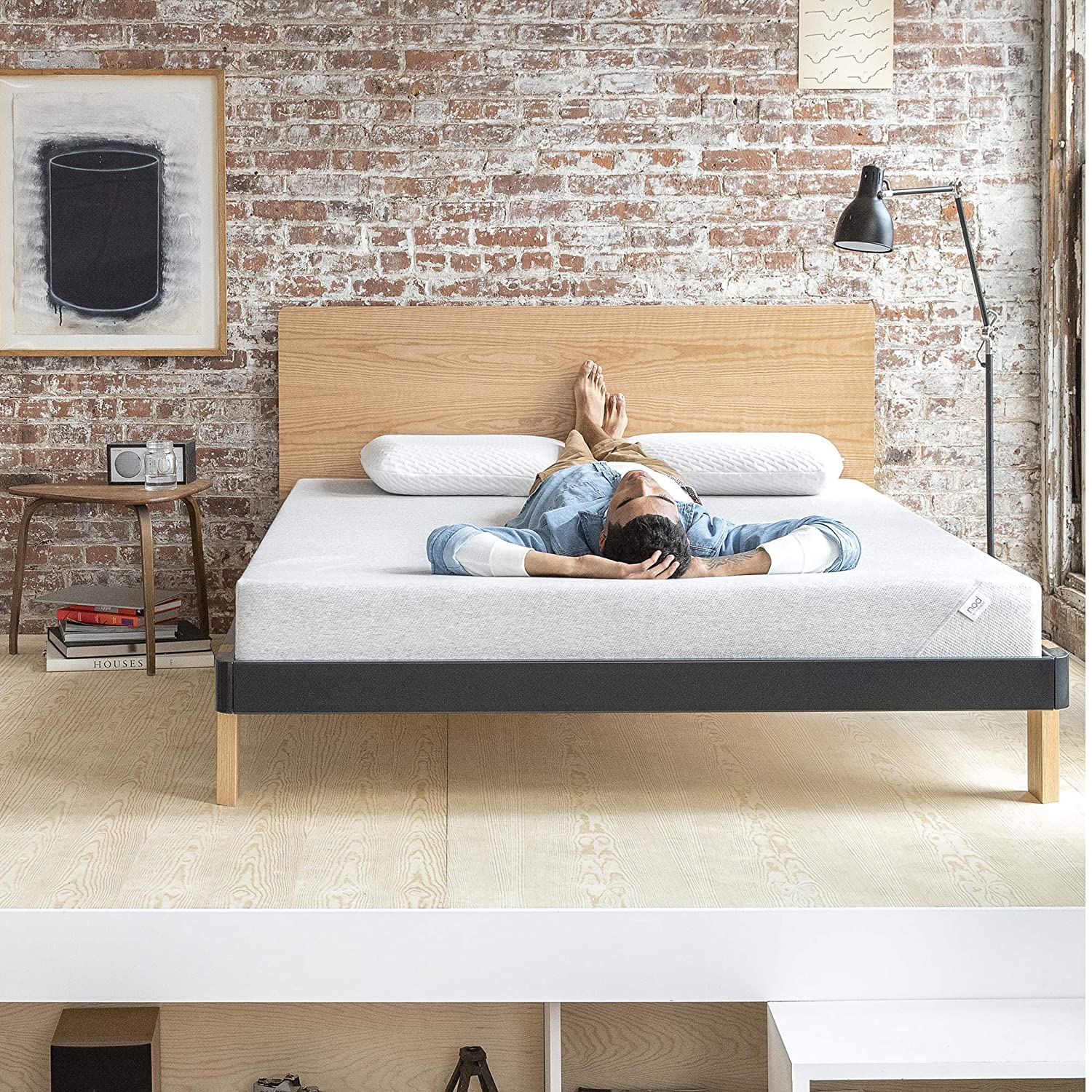 Nod by Tuft Needle Free shipping anywhere in the nation Adaptive 8-Inch Super sale Queen Foam Mattress