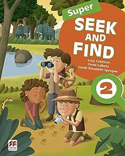 Super Seek and Find Student's Book & Digital Pack (Volume 2)