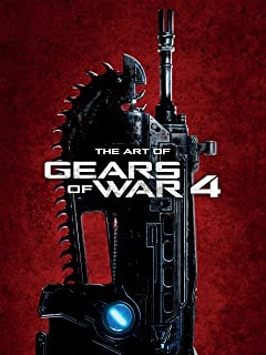 Art of Gears of War 4 (English Edition)