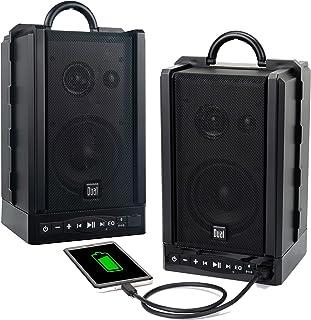 Outdoor Stereo Speakers