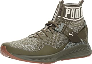 PUMA Men's Ignite Evoknit Hypernature Sneaker
