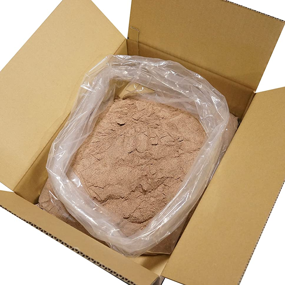 緊張するリッチ反抗ヒマラヤ 岩塩 ブラック パウダー 細粒タイプ 業務用 原料 (5kg)
