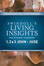 Insights on 1, 2 & 3 John, Jude (Swindoll's Living Insights New Testament Commentary Book 14)