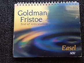 Goldman Fristoe 2: Test of Atriculation, Easel and Supplemental