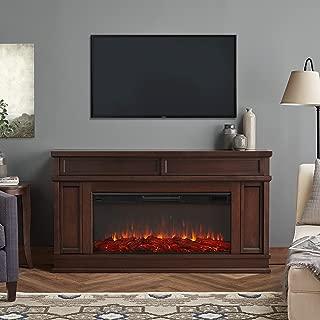 Real Flame Torrey Electric Fireplace, Dark Walnut