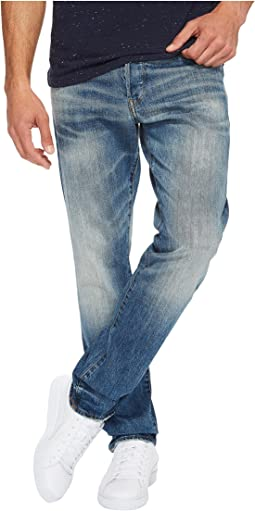 G-Star - 3301 Tapered in Medium Aged