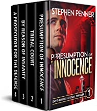 David Brunelle Legal Thrillers, Vol 1-4