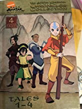 The Earth Kingdom Chronicles Collection (The Tale of Aang / The Tale of Azula / The Tale of Toph / The Tale of Sokka) AVATAR the Last Air Bender, Tales 1-4