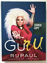 Autographed/Signed Guru By Rupaul Hardcover Book