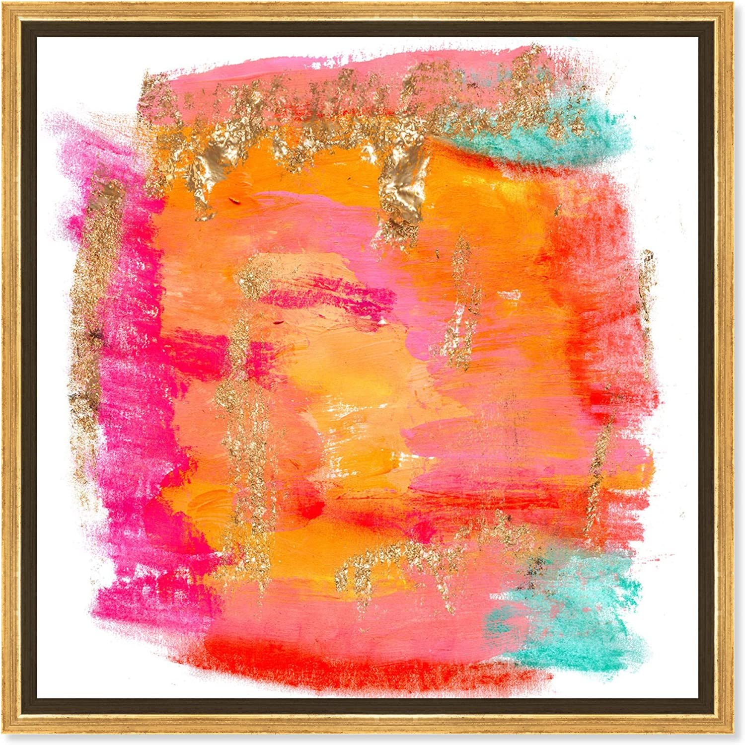 The Oliver Gal Artist Co. Abstract Prints Framed Wall Large special price !! Seasonal Wrap Introduction Canvas Art