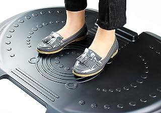 "AFS-TEX 5000 | Anti Fatigue Comfort Mat for Standing Desk, Adjustable Desk, Active Office | Large Standing Desk Mat | Black | 26"" x 36"""