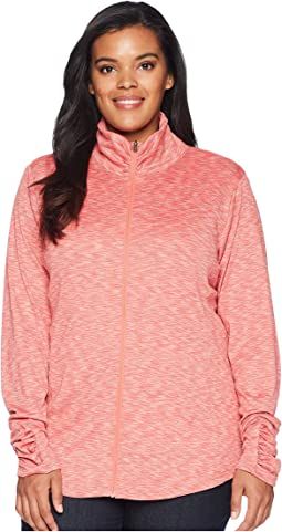 Plus Size Outerspaced III Full Zip