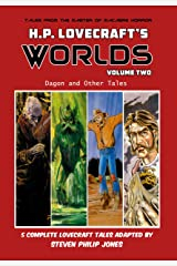 H.P. Lovecraft's Worlds - Volume Two: Dagon and Other Tales Kindle Edition
