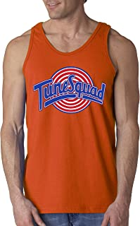 50bd79a99bba0e New Way 487 - Men s Tank-Top Tune Squad Space Jam Basketball Team