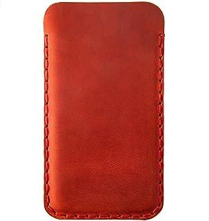 Funda De Cuero Para - iPhone 13 Pro Max - Cosido a mano