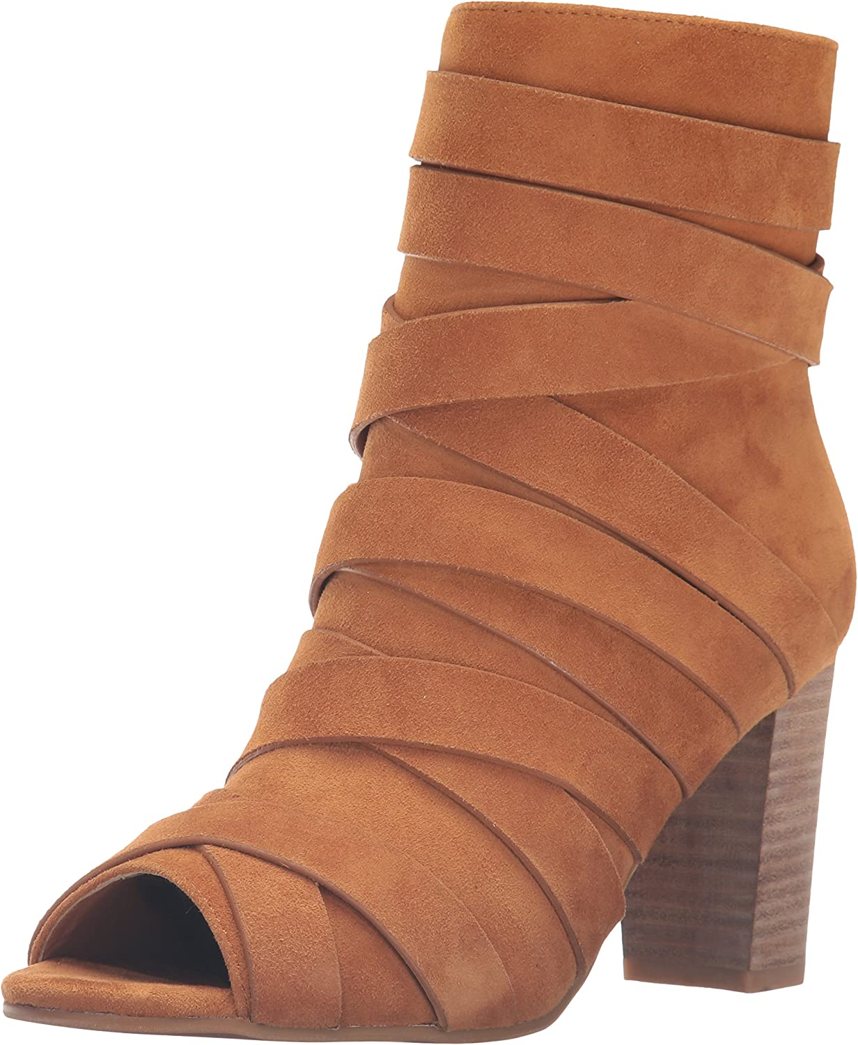 Sbicca Womens Arioso Ankle Bootie