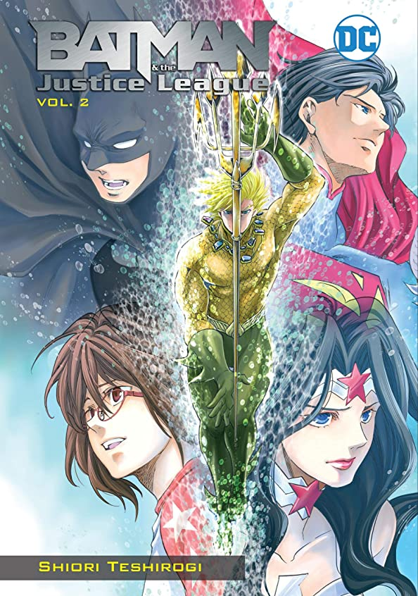 実際に口実規則性Batman and the Justice League?Manga Vol. 2 (Batman and the Justice League Manga) (English Edition)