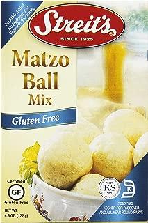 Streit's Gluten Free Matzoh Ball Mix, 4.5 Ounce