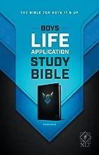 NLT Boys Life Application Study Bible (Hardcover)