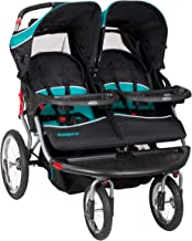 double jogger stroller with infant car seat