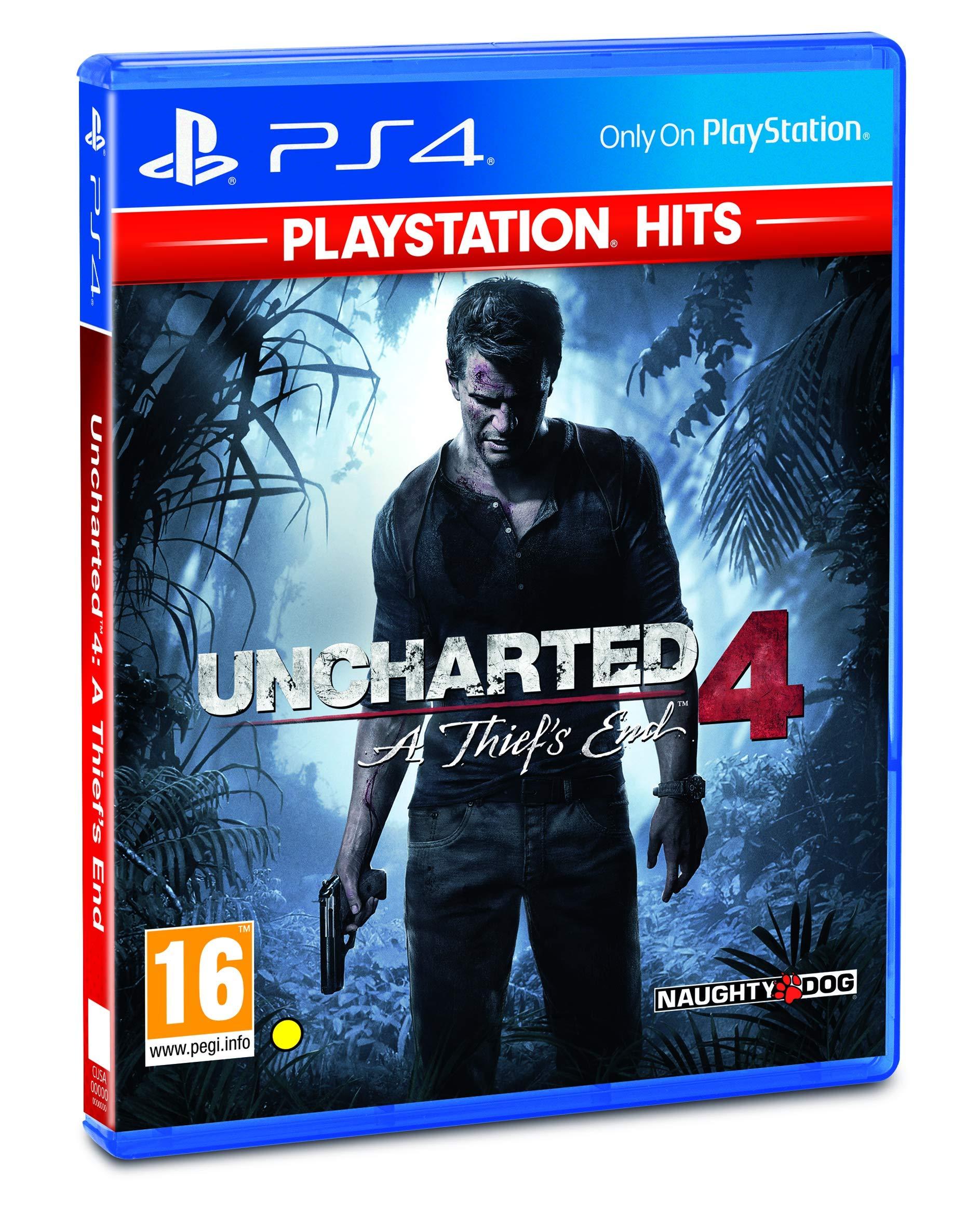 Uncharted 4: A Thiefs End: Amazon.es: Videojuegos