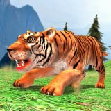 Tiger Simulator - Ultimate Epic Battle in Forest & Mountains