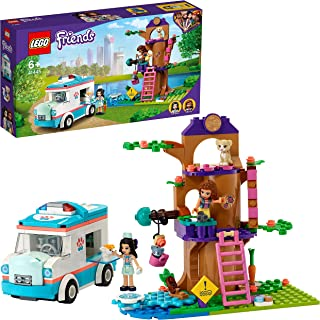 LEGO Friends Vet Clinic Ambulance 41445 Playset