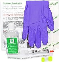 Impresión Kit de Limpieza de Cabezales para HP Impresoras–100ML