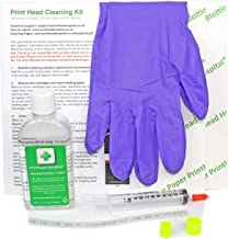 Print Head Cleaning Kit for Canon Hewlett Packard HP Deskjet Officejet Photosmart - 5 Ounce
