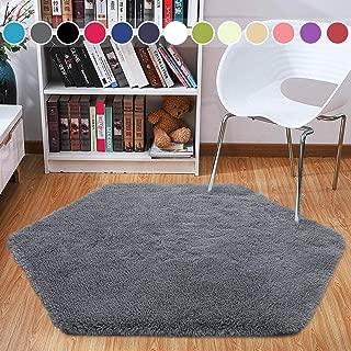 Junovo Ultra Soft Rug for Nursery Children Room Baby Room...