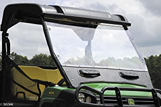 Windshield-versa-fold Full Siz E Gator Xuv/hpx Versa-vent Windshield Poly