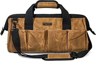 Best canvas and leather tool bag Reviews