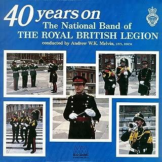royal british legion march