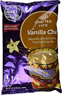 Big Train Chai - Vanilla Chai (3lb 8oz Bulk Bag)