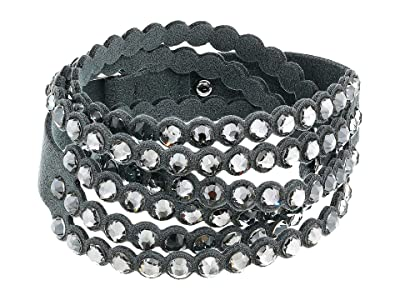 Swarovski Power Collection Bracelet (Crystal Silver Night) Bracelet