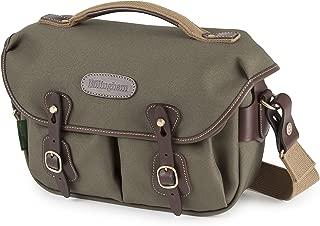 Billingham Hadley Small Pro Camera Bag (Sage FibreNyte/Chocolate Leather)