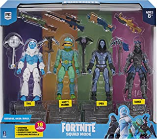 fortnite squad mode figures