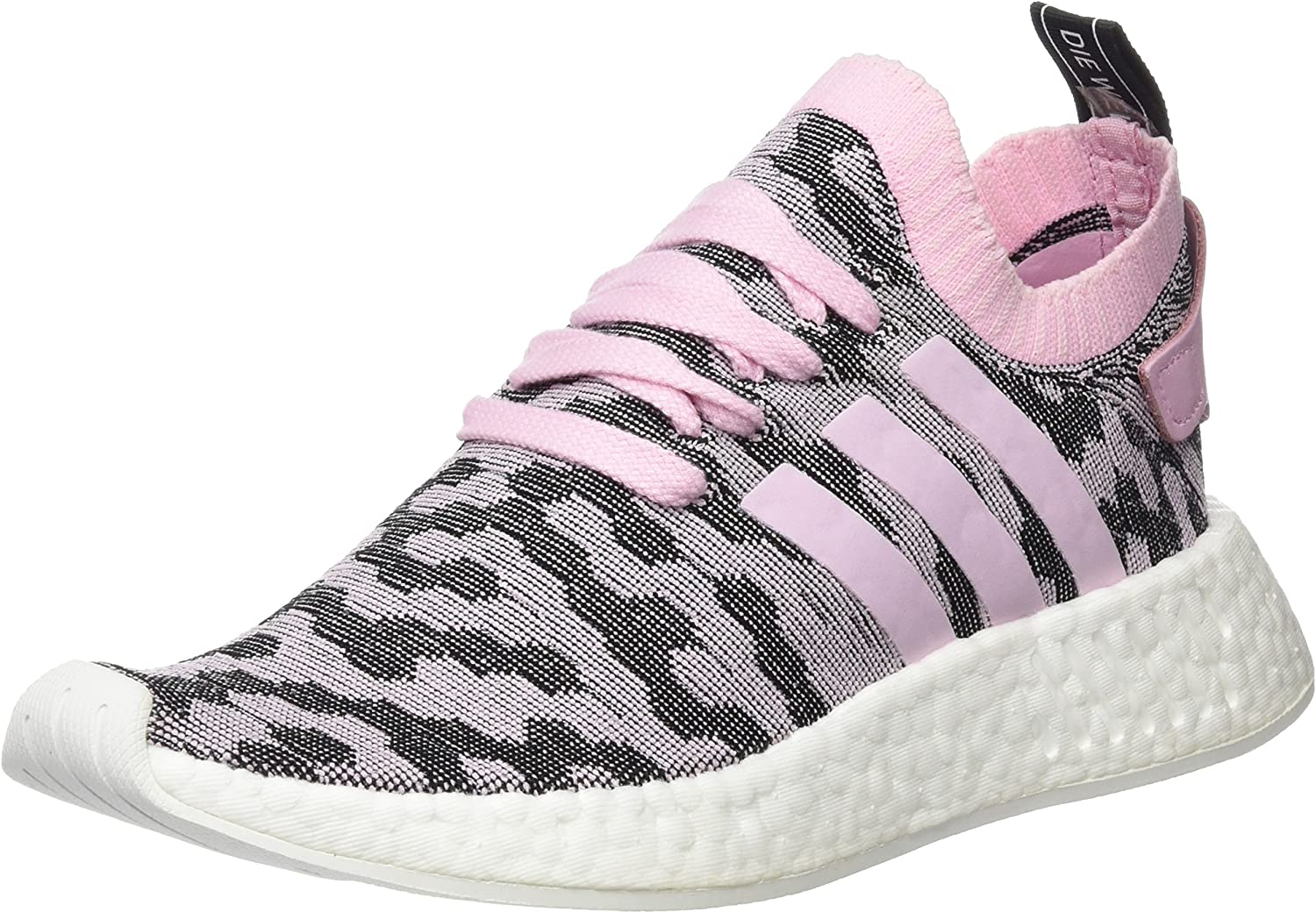 Adidas Womens NMD R2 Primeknit Textile Trainers