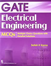 GATE Electrical Engineering : MCQ's Multiple Choice Questions with Detailed Solutions