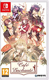 Cafe Enchante (Switch) (Nintendo Switch)